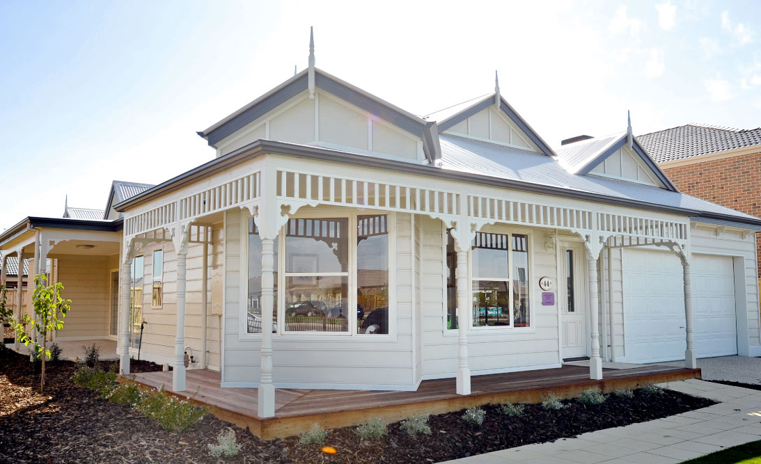 Victoriana builder for Kit home designs wa