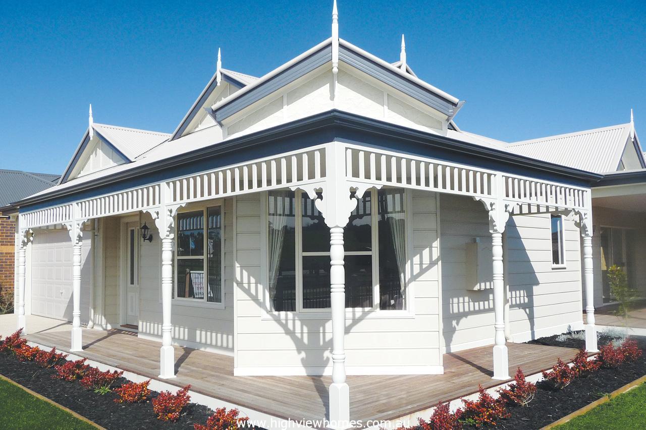 Coastal Home Designs Victoriana Builder