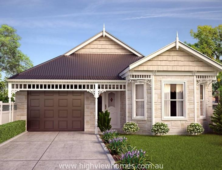 Spearwood style cottage
