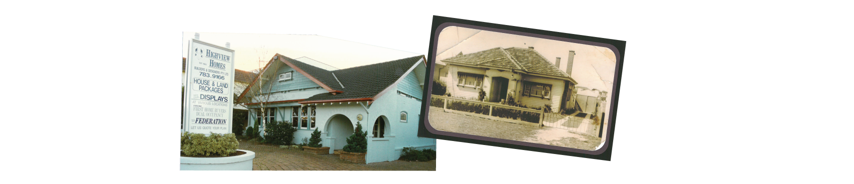 building homes for 50 years